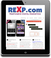 Rexp Responsive Web Design for all Platforms