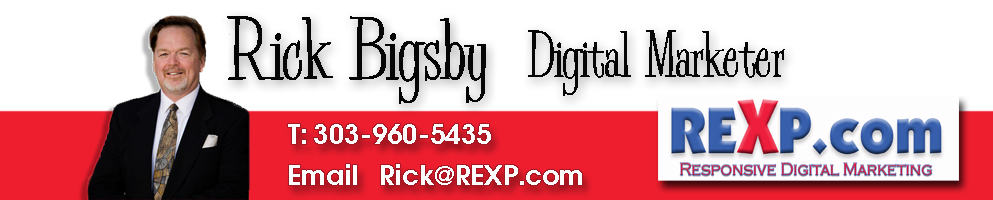 Rick Bigsby Digital Marketer Website Makeovers