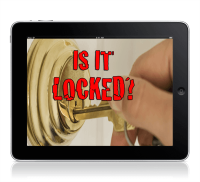 how to check if your Used Ipad is locked